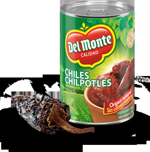 Chiles Chipotles Del Monte