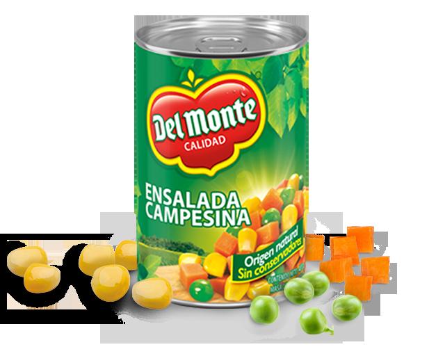 Ensalada Campesina Del Monte