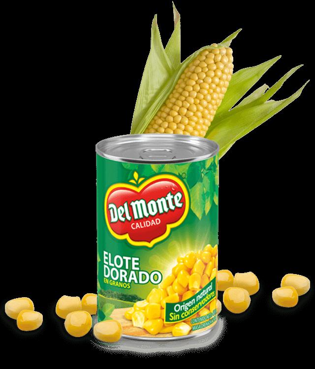 Elote Dorado Del Monte