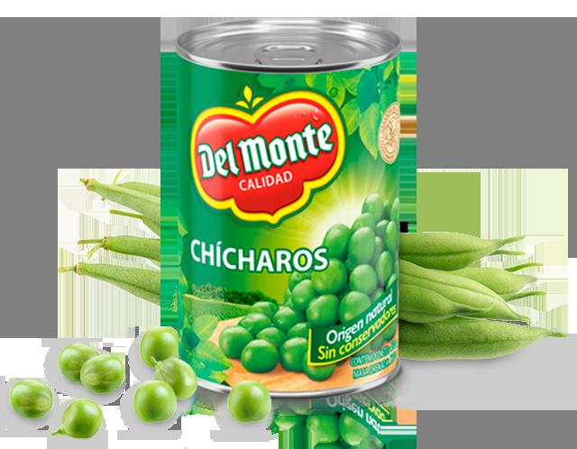 Chícharos Del Monte