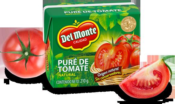 Del Monte Puré de Tomate Natural