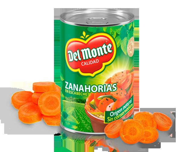 Zanahorias Del Monte